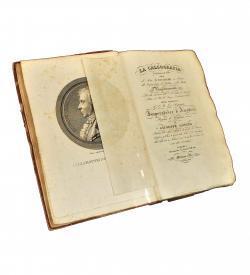 Longhi Calcografia 1830 Frontispiz Titel Kupfer