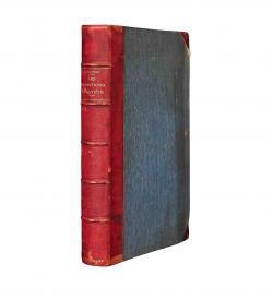 Barois Egpyt Nil 1904 Einband