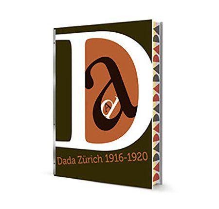 Dada Zürich Cover