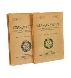 Staroslovan 1913-1914 Runen 1