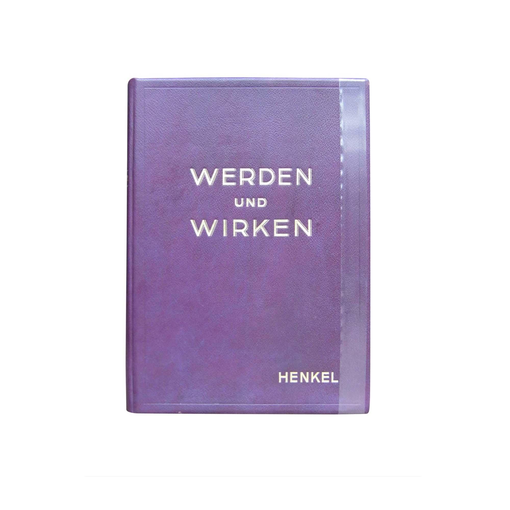 1201 Henkel Werden Wirken 1926 1 N