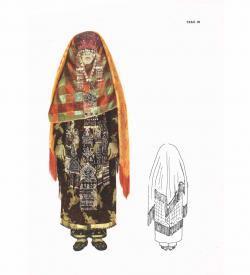 GADZHIEVA Costumes Dagestan 1981 3