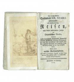 Stairs_Reisen_1778 _Titel_Front