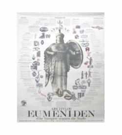 Antikenprojekt Eumeniden Schaubühne 4 1980 1