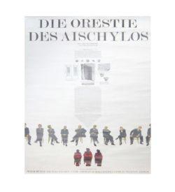 Antikenprojekt Orestie Schaubühne 1 1980 1