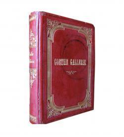 Kaulbach Goethe Gallerie 1885 Einband