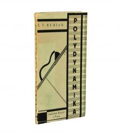 Burian Obrtel Polydynamika 1928 Cover