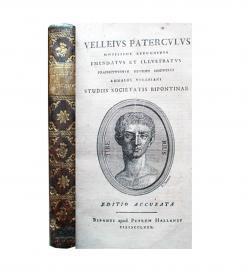 Paterculus Dodwell Historia Romana 1780