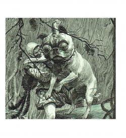 Andersen Eventyr 1930 Illustr Ausschnitt