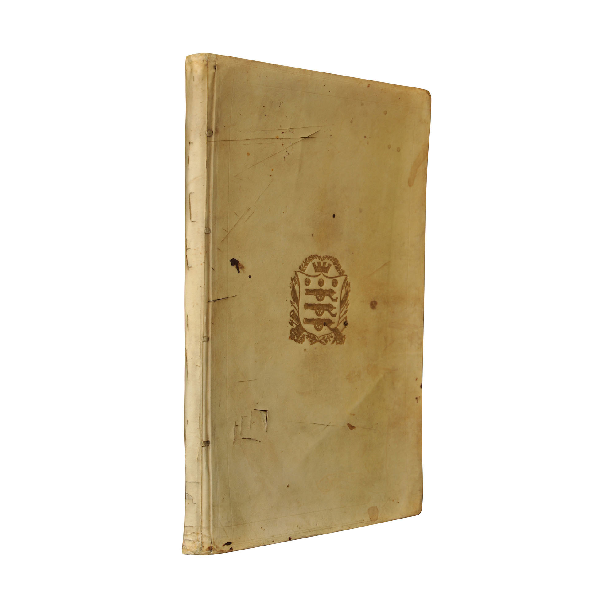 5179 Board of Ordnance Binding N