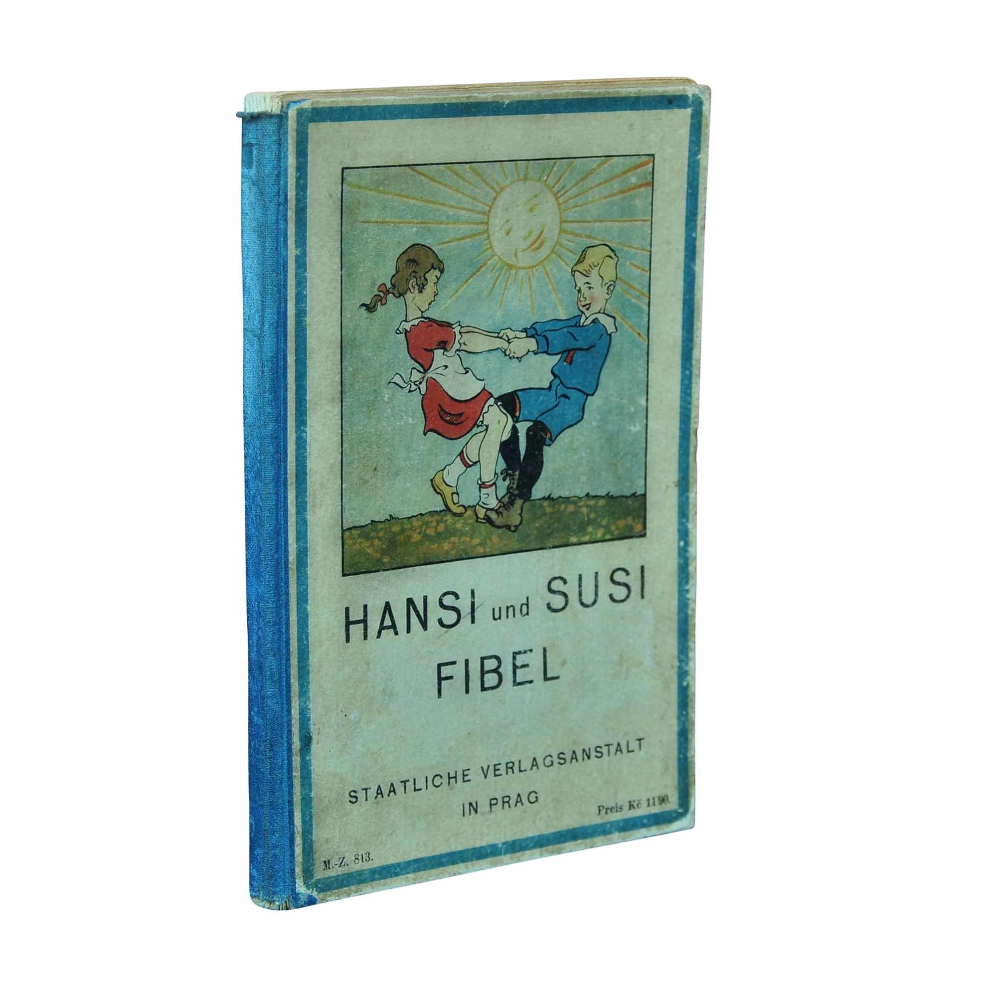 5237 Andersch Hansi und Susi-Fibel 1928 1 N