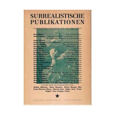 Jene Hölzer Surrealismus 1950 I Tanguy Toyen