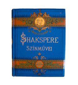 Shakespeare Shakspere sínmüvei 1886-1891