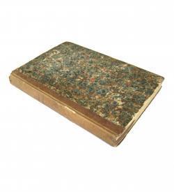 Toth Erdbeschreibung 1858 Einband
