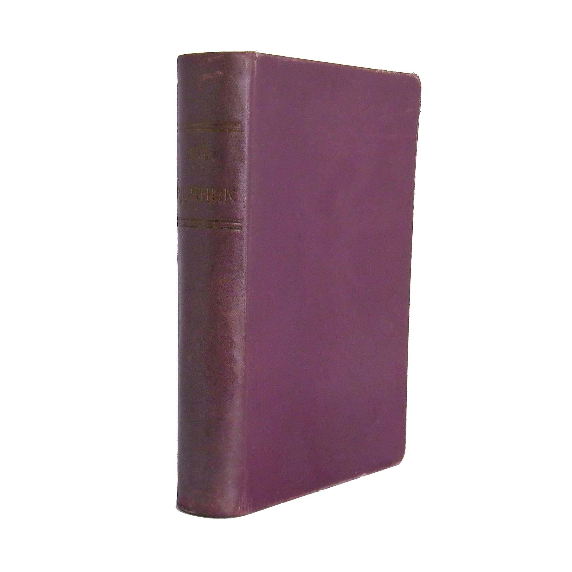 3041 Karadzic Lexicon Serbico 1898 Einband frei N