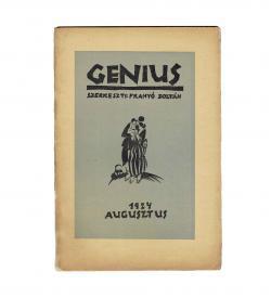 Genius 8 1924