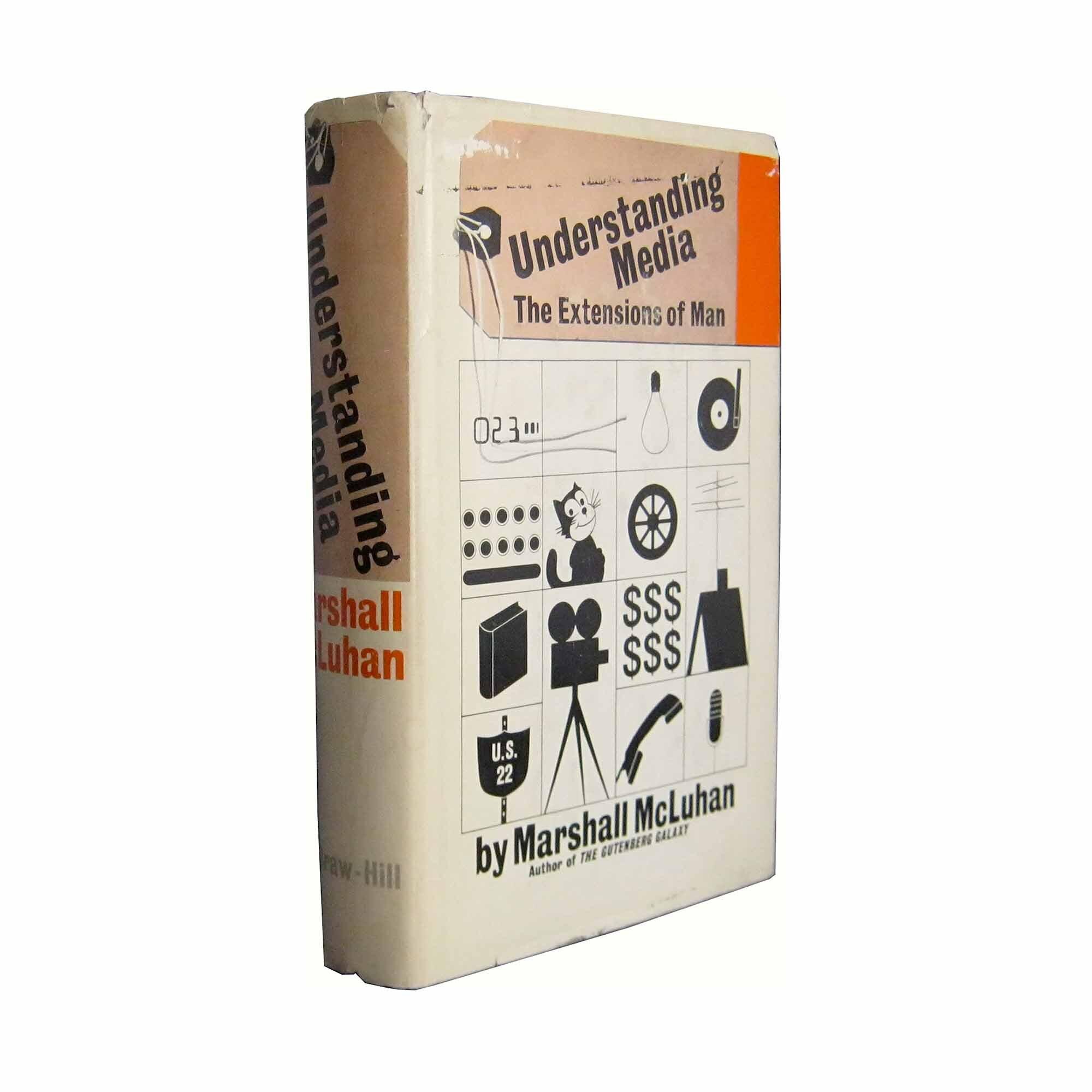 5363 McLuhan Media 1964 Jacket frei r N