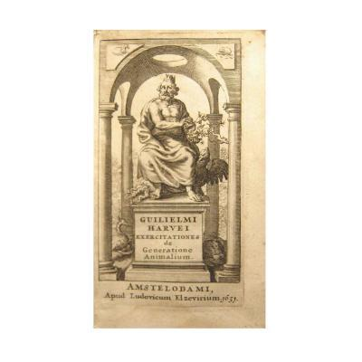 Harvey Generatione Animalium 1653