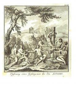 Purmann Wilden Amerika 1790