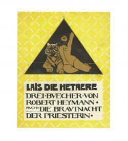 Heymann Renner Lais 1902 Umschlag