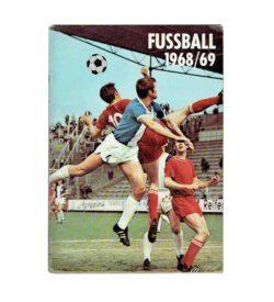 Sammel-Album Nationalliga Österreich 1968-1969 Umschlag