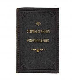Liesegang Schmelzfarben Photographie 1891 Einband