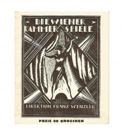 Farkas Hirschfeld Dier Jetzt oder nie Programm 1928