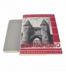 Hielscher Schuber 1931 Umschlag