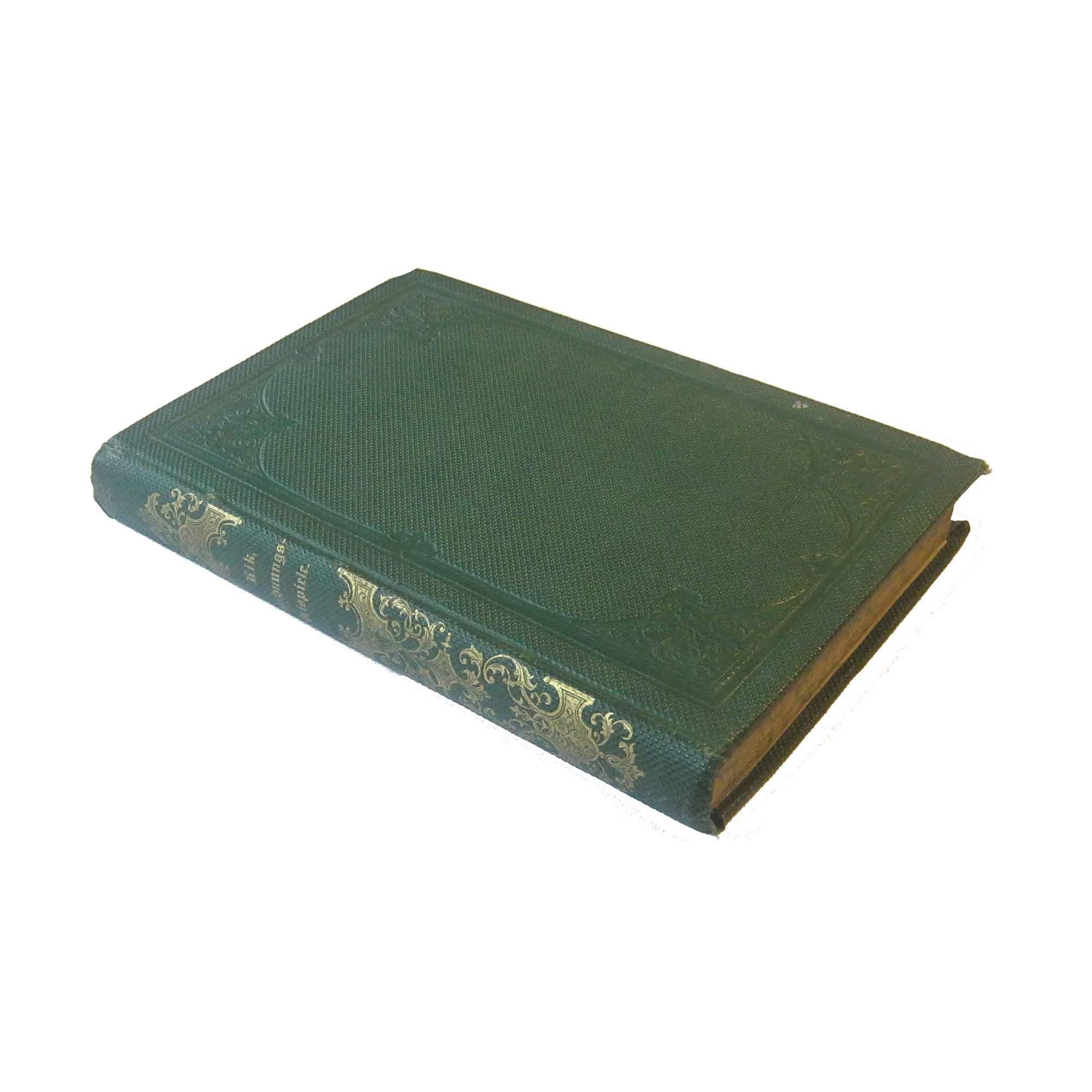 5358 Kik Lehrsaetze Landwirtschaft 1860 1861 Einband frei N