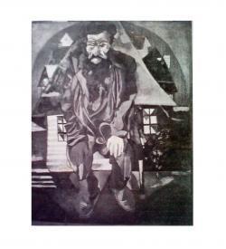 Apollon 2 1926 Chagall