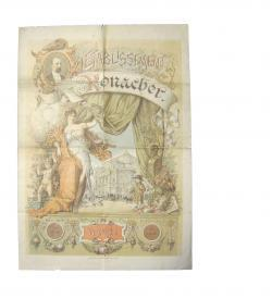 Ronacher Plakat 1888
