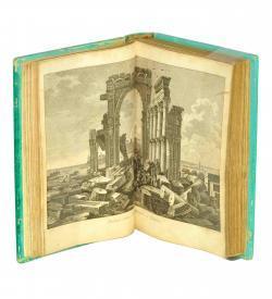 Wiener Taschenbuch 1804 Palmyra Plate Palmyra