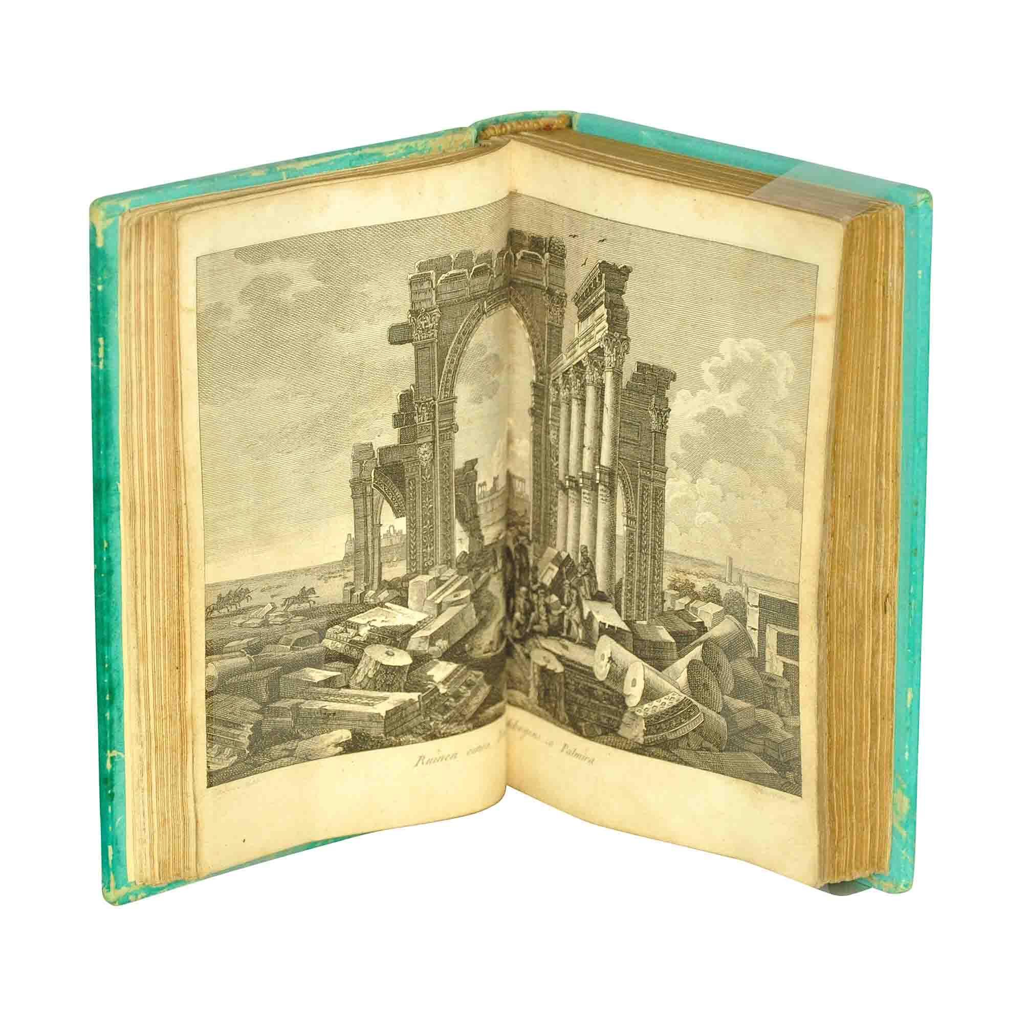 5472 Wiener Taschenbuch 1804 Palmyra Plate Palmyra A N