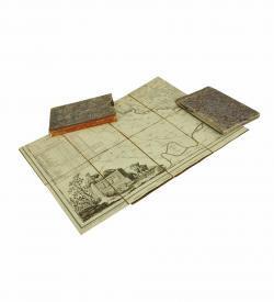 Parea Carta Milano Pavia 1819