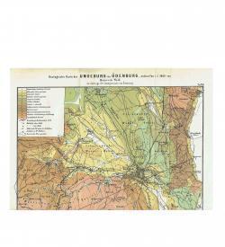 Wolf Oedenburg 1870 Karte