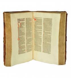 Augustinus Summa ecclesiastica um 1480 open