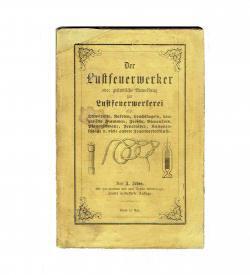 oden Lustfeuerwerkerei 1872-1879 Umschlag