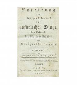 Hildenbrand Natur 1780 Titel