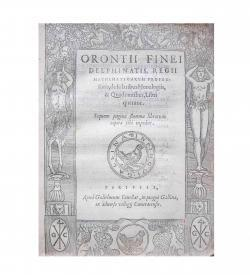 Fine Solaribus Horologiis 1560 Title Woodcut