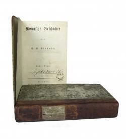 Niebuhr Roemische Geschichte 1811 1812 Loewis Titel Besitzervermerk