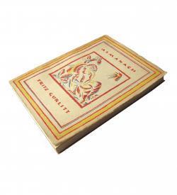 Almanach Gurlitt 1919 Umschlag César Klein