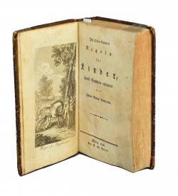 Lavater Ramman Regeln Kinder Unterricht 1793 1796 Titel