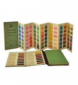 Agfa Dyeings Leather Paper 1900 Leporelli