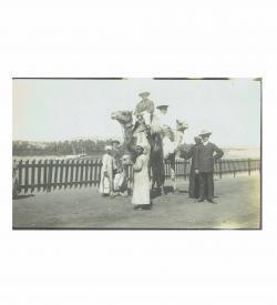 Album Foto Auersperg Aegypten 1908 1909