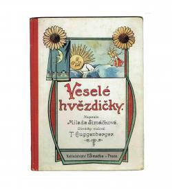 Guggengerger Simackova Vesele hvezdicky 1913 Einbandillustration