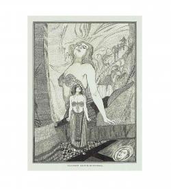 Vrieslander Rose Mirliton Widmung Stefan Zweig 1914 Salome