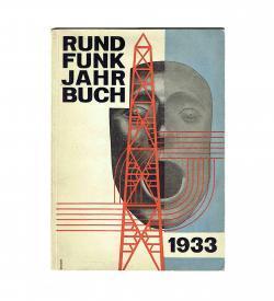 Orlowski Rundfunk-Jahrbuch 1933 Umschlag recto