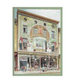Grüner Wohnhäuser 1905