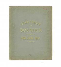 Mienzil Bosnien Zeichnungen 1882 Kassette