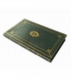 Denkschrift Tugendfreunde 1792 Einband